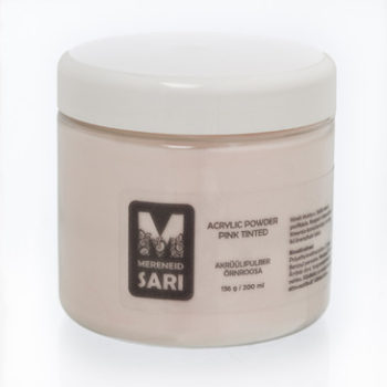 Acrylic Powder Pink Tinted