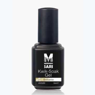 Geelilakat Kwik-Soak pulloissa