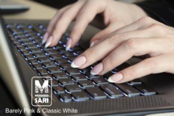 Kwik-Soak Gel - Classic White