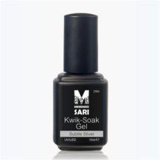 Kwik-Soak Gel - Subtle Silver
