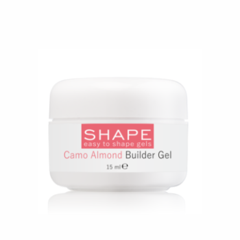Shape Camo Almond Builder Gel