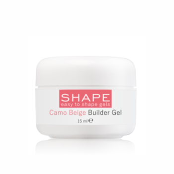 Shape Camo Beige Builder Gel