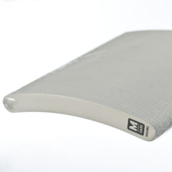 White Boomerang File 100/180 grit