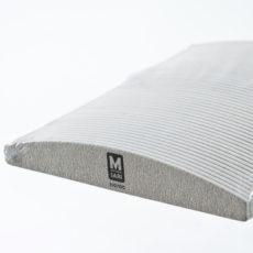 Zebra Half Moon File 100 grit
