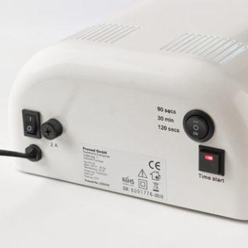 Promed UV lamp with timer, 36W, white, UVL-36