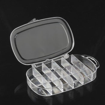 Tip Box oval, small