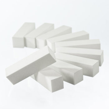 White Buffer 100 grit