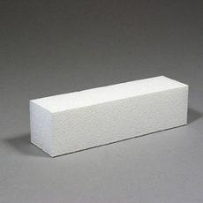 White Buffer 100 grit