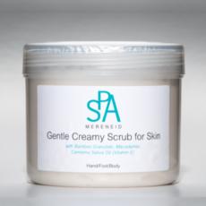 Gentle Creamy Scrub for Skin
