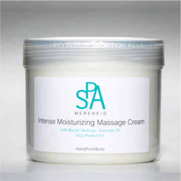 Intense Moisturizing Massage Cream