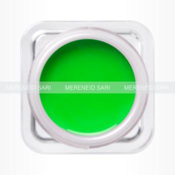 Design coloured gel - Neon Green