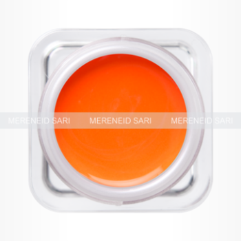 Design coloured gel - Neon Orange