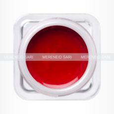 Design coloured gel - Pure Red