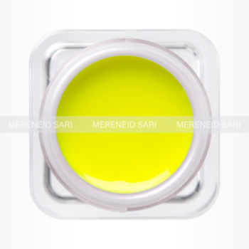 Design coloured gel - Yellow