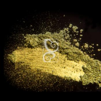 Chrome pigment Dollar Gold