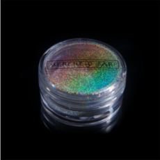 Chrome pigment Hologram