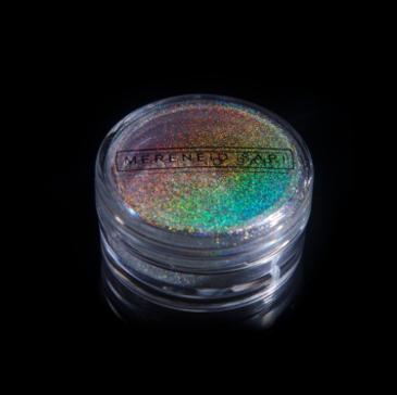 Chrome pigment Hologram